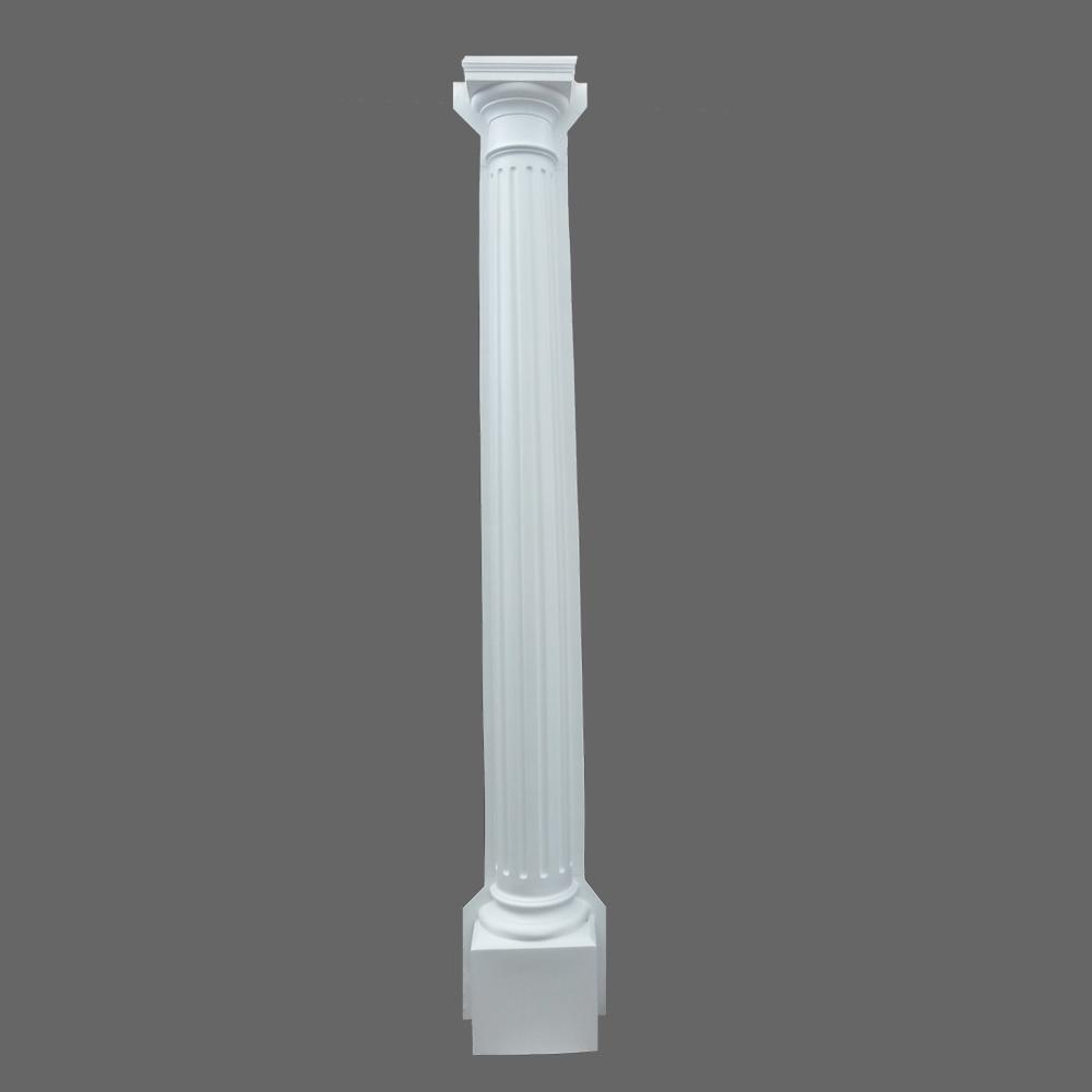 Architectural Columns Product : Fibre glass columns rees grp